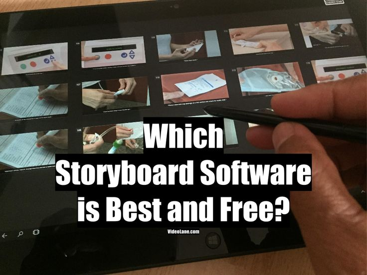 Which Storyboard Software is Best for Business Videos
