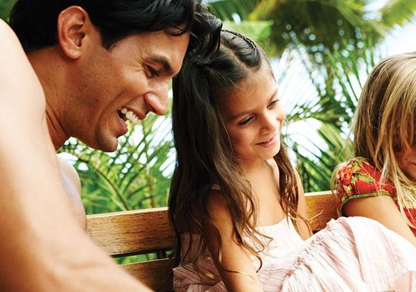 Enjoy our Family offer by receiving one Junior Suite on complimentary basis for families travelling up to 3 children to 12 years old.  #Mauritius #winter #NiraMoments