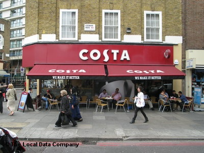 Costa Edgware Road