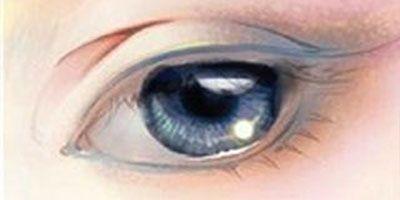 Postup ako krásne nakresliť oči