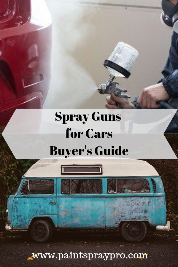 Best Paint Sprayers For Cars In 2019 Level Up Your Car Diy