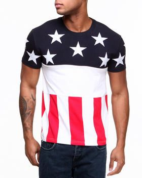 Buy Flag S/S Tee Men's Shirts from Hudson NYC. Find Hudson NYC fashions & more at DrJays.com