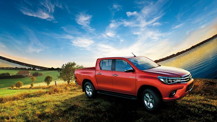 Know Your New Toyota Hilux 2016