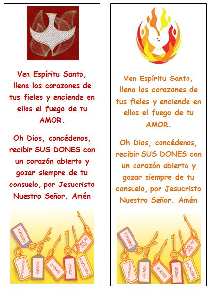 frases pentecostes espiritu santo