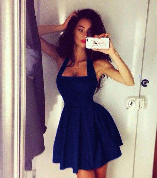 d533175637a4 Slim Sexy Black Dress