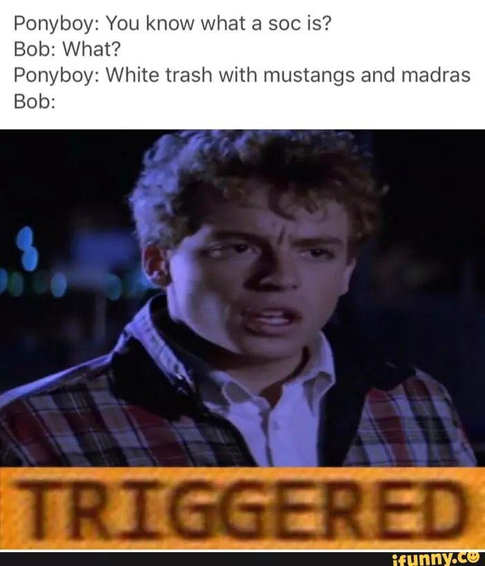 Savage Ponyboy