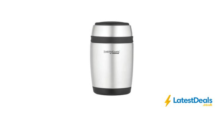 Thermos Thermocafe Barrel Food Flask Free C&C, £8 at ASDA