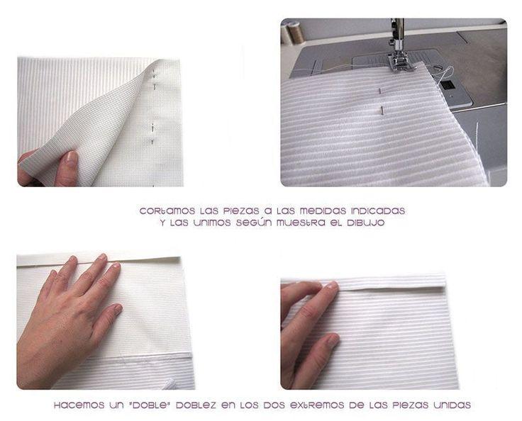 Tutorial paso a paso que muestra cómo confeccionar una colcha para cuna DIY y una funda de almohada para cuna a conjunto.