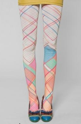 Don't you ♥ these tights?
