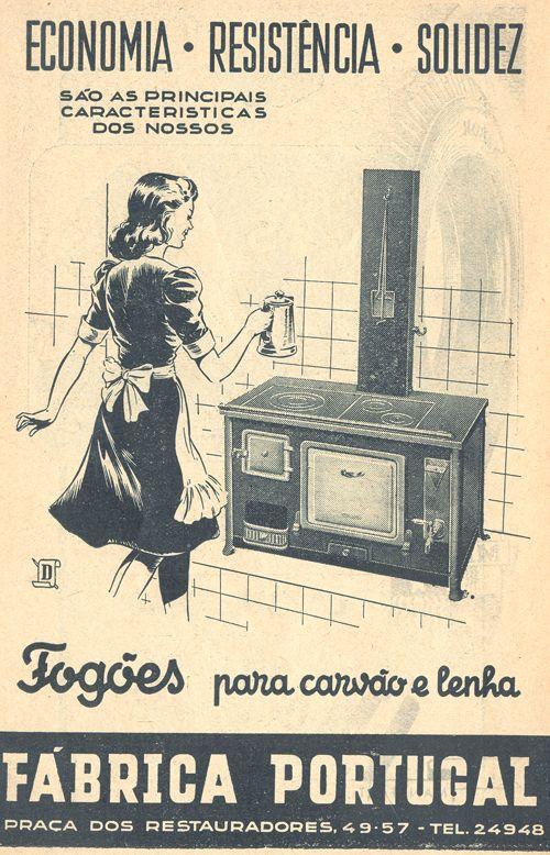Dias que Voam: publicidade portuguesa antiga