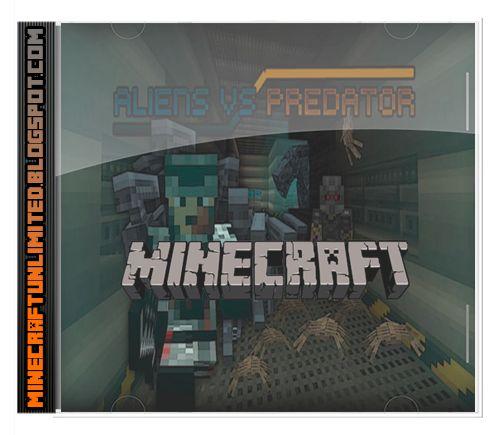 Minecraft Unlimited Mods: Descargar Alien vs Predator Mod para Minecraft [1....
