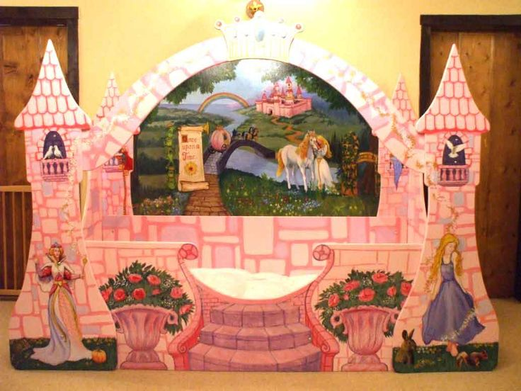 Interior Design The Effect Using Fairytale Bed For Your
