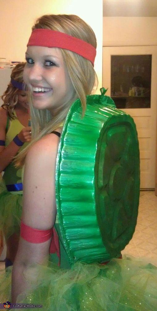 Ninja Turtles - Last Minute Halloween Costumes - Photo 3/3