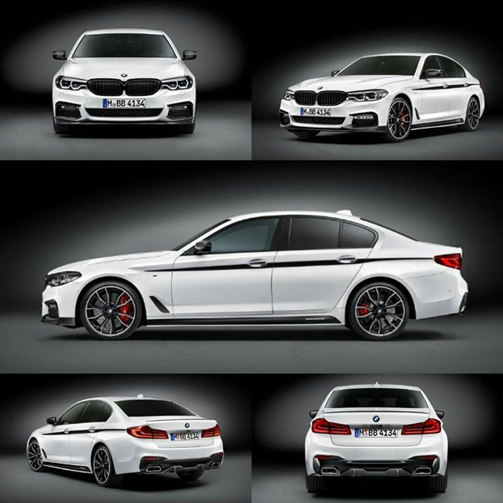 BMW Série 5 M Performance - http://ift.tt/1HQJd81