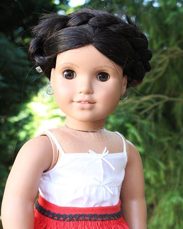 Josefina Birthday Dress: 191 Best Josefina American Girl Doll Images On Pinterest