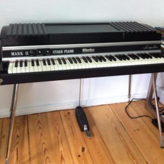 FENDER RHODES 73 Stage Piano MARK 2 in Brandenburg - Potsdam | Musikinstrumente und Zubehör gebraucht kaufen | eBay Kleinanzeigen