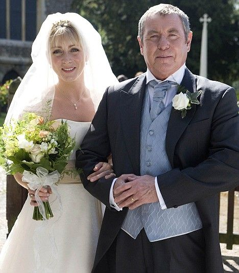 The only woman to get out of Midsomer alive: Detective Barnaby's daughter bows out of ITV show after 12 years