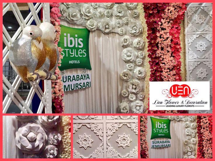 19 best luxury florist indonesia lien flower decoration www pameran ap3 wedding ke 3 tunjungan plaza surabaya 26 30 agustus 2015 junglespirit Images