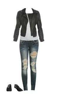 gemma teller morrow clothing | Biker Chick style
