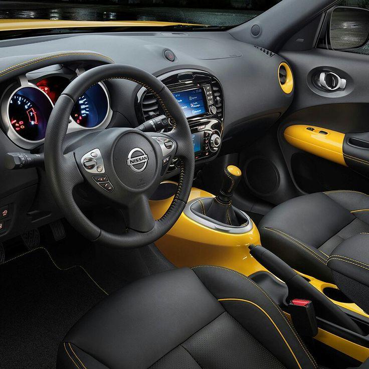 25 melhores ideias de nissan juke interior no pinterest for Nissan juke interieur