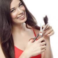 10 trucos y consejos para evitar las puntas abiertas – Infografia | Decoración de Uñas - Manicura y Nail Art