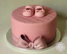 Gâteau de baptême | Gateaux sur Mesure Paris - Formations Cake Design, Ateliers pâte à sucre, Wedding Cakes, Gateaux d'Exposition