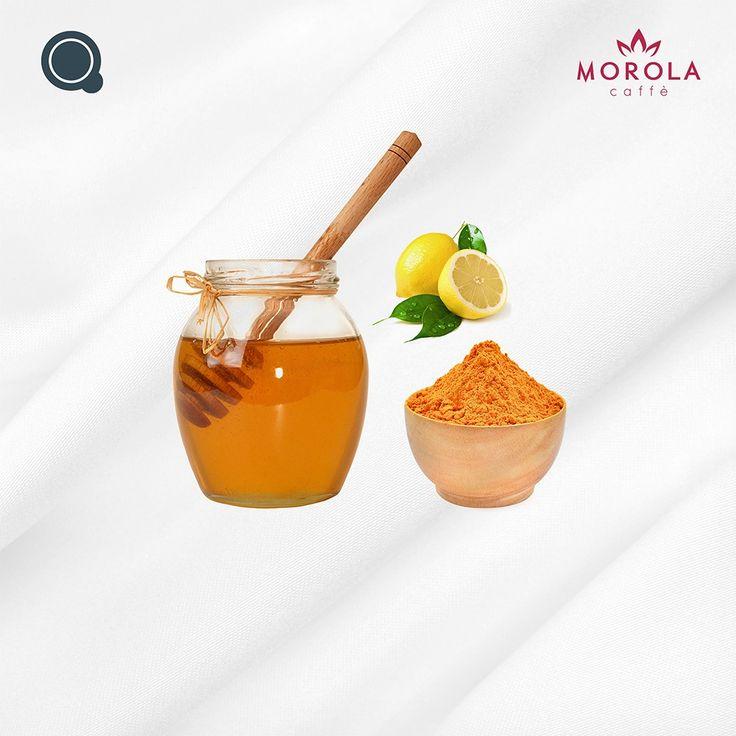Cialda Tè Curcuma Limone e Miele Morola Caffè