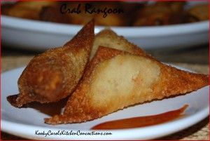 Easy Crab Rangoon Recipe