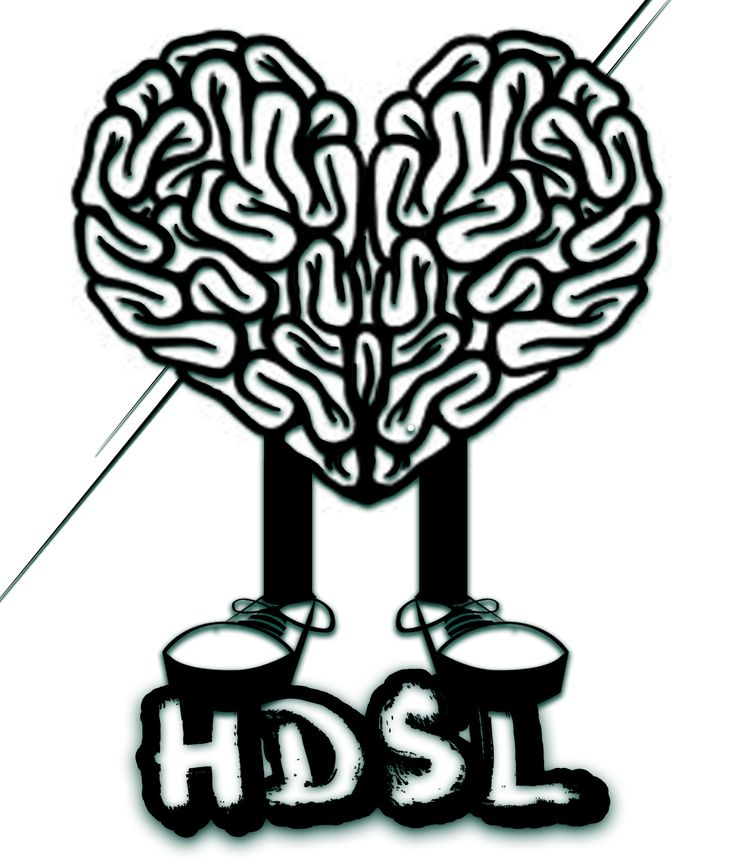 Logos of HDSL #2 (High Design Solution of Leadership) #art #skecth #design #paint