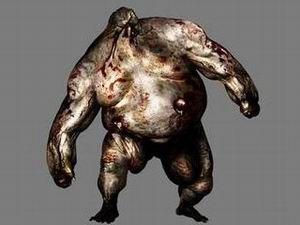 Silent Hill 3 Creatures - Silent Hill Memories