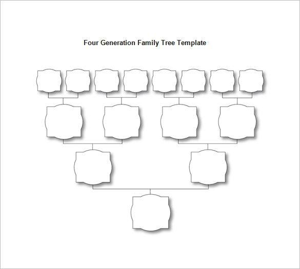 20 Free Word Excel Pdf Free Premium Templates Family Tree Template Family Tree Diagram Family Tree