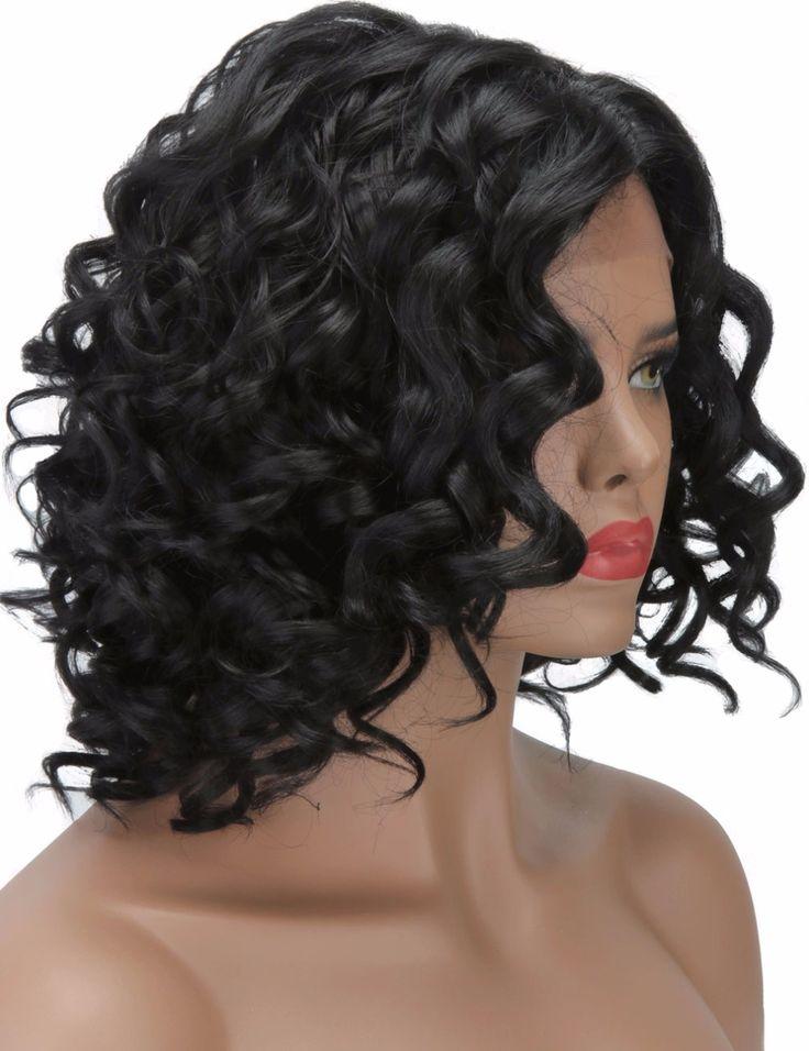 Colodo натуральных волос Синтетические волосы на кружеве Искусственные парики для черный Для женщин Glueless Синтетические волосы Для тела волна короткую стрижку Искусственные парики купить на AliExpress