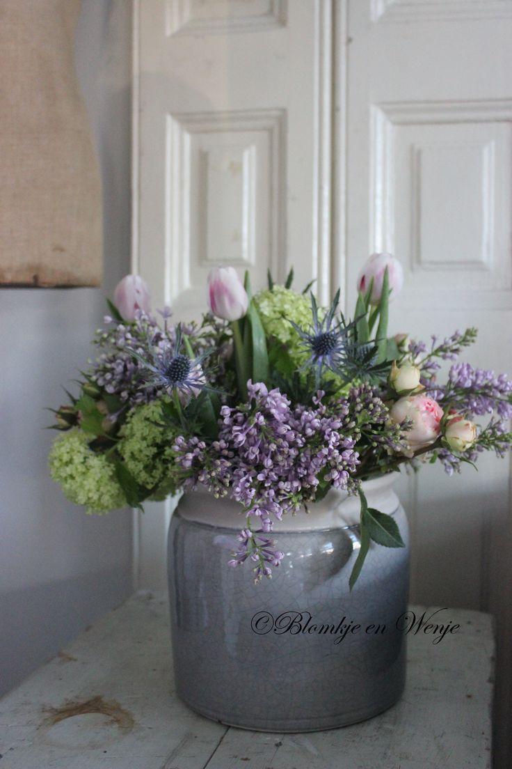 flowers flowerbouquet boeket bloemen fiori blumen pastel shabby