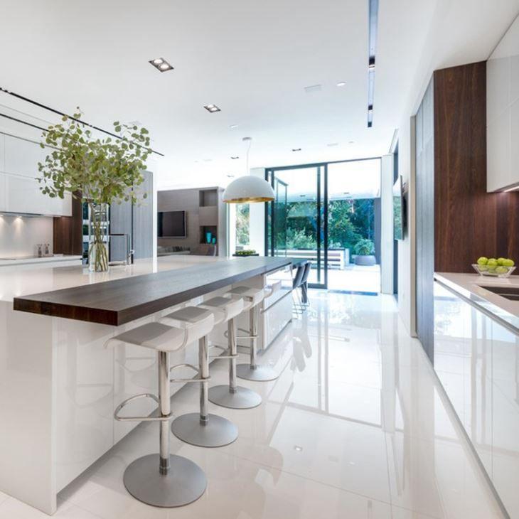 High Gloss Porcelain Floor Tile