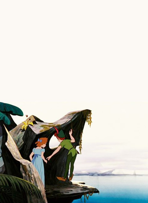 I love Peter Pan. This is one of my favorite Disney films.