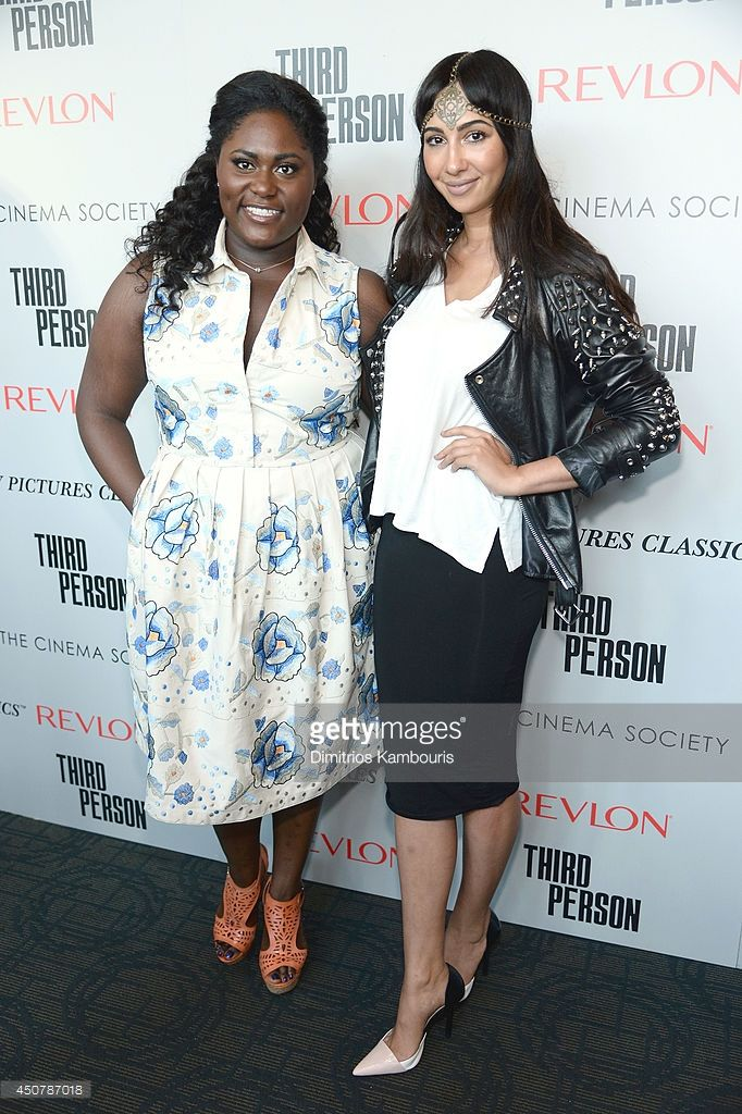 Actors Danielle Brooks and Jackie Cruz | ElegantPlus.com Curvy Celebrity Style Board