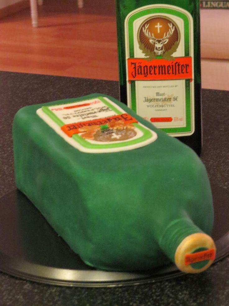 Jägermeisterkuchern | Jägermeister torte, Kuchen, Creme