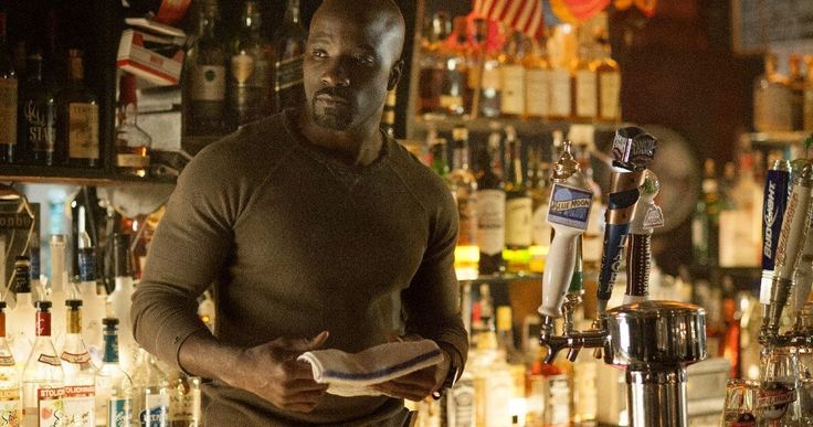 Marvel's 'Jessica Jones' Trailer Brings Luke Cage Into Battle -- 'Jessica Jones' visits Luke Cage at a local pub before delving into her most difficult case in the latest trailer for Netflix's next Marvel superhero series. -- http://movieweb.com/jessica-jones-trailer-marvel-netflix-series-luke-cage/