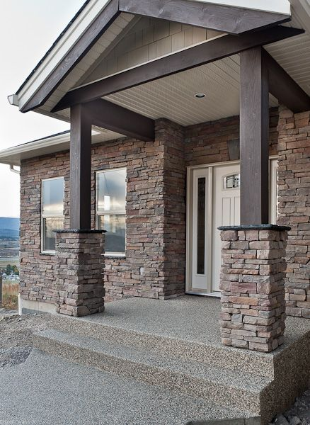 Stone Veneer For Houses With Blue Color Roof also Ideas For Small Homes Exterior Stone And Brick furthermore Brick And Stone Home Exterior as well Brick And Stone Exteriors Homes Utah further Stone Exterior Houses. on stone brick exterior color combinations ranch homrs