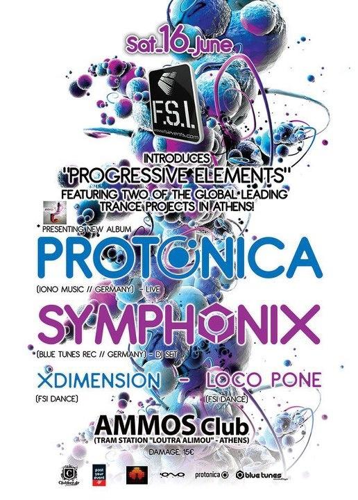 2D & 3D Poster design by Alex Neuf for FSI (Dance+Concert)