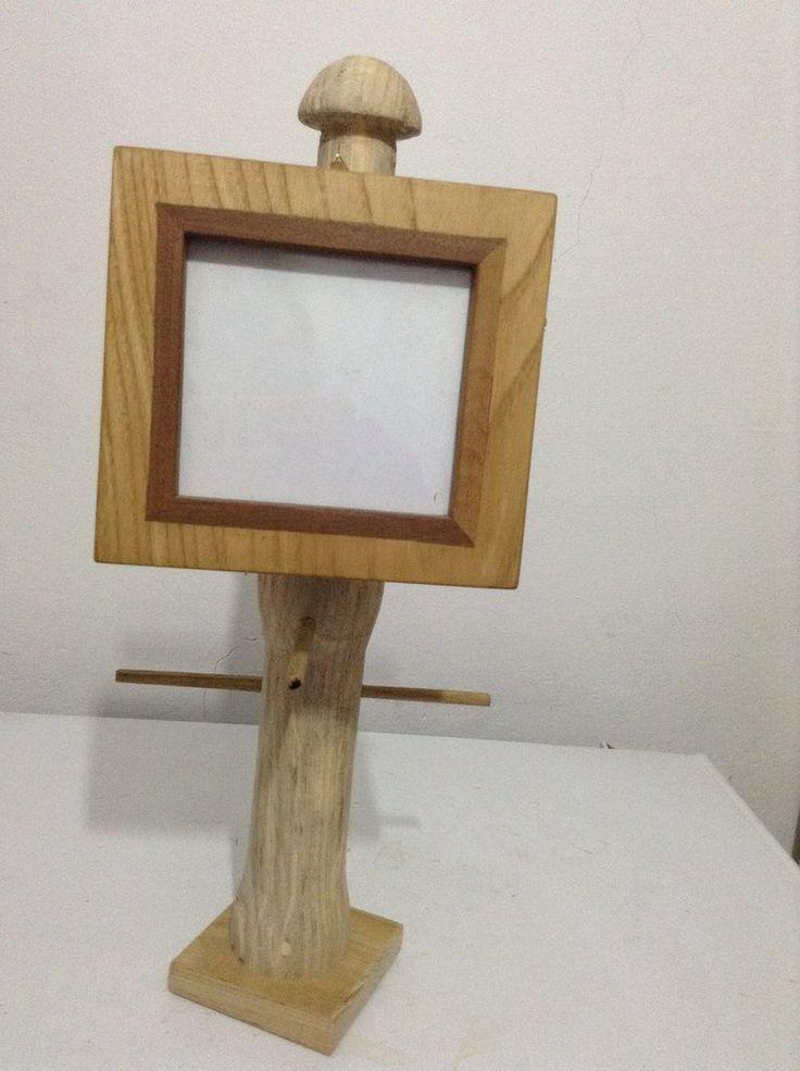 Cornice in legno bi colore, by Fantasie in legno di Geppetto B, 7,50 € su misshobby.com
