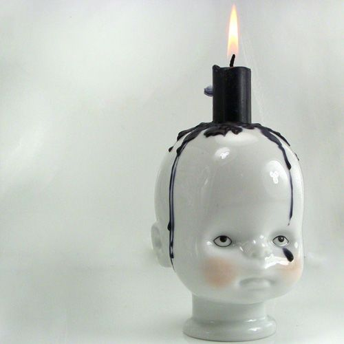 Qubus Little Joseph Candle Holder