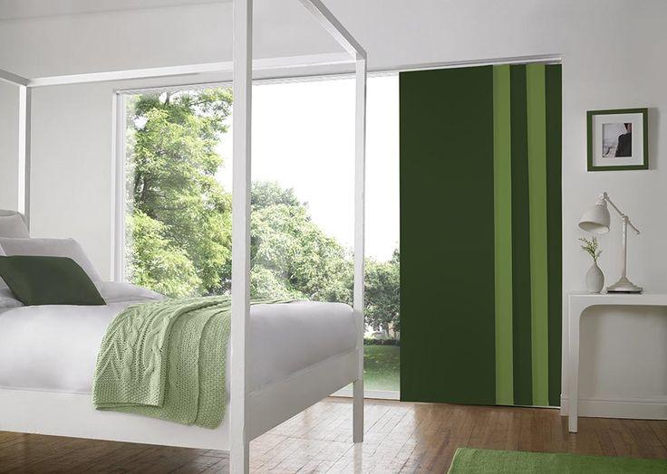 9 best Panel Blinds images on Pinterest Blinds, Panel blinds and - innovative raumteiler system