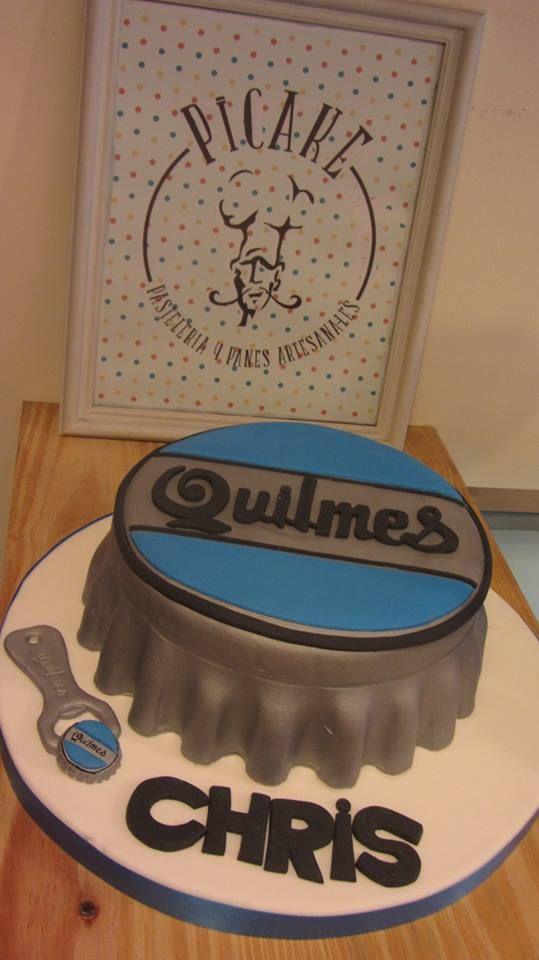 #quilmes #cerveza #cake