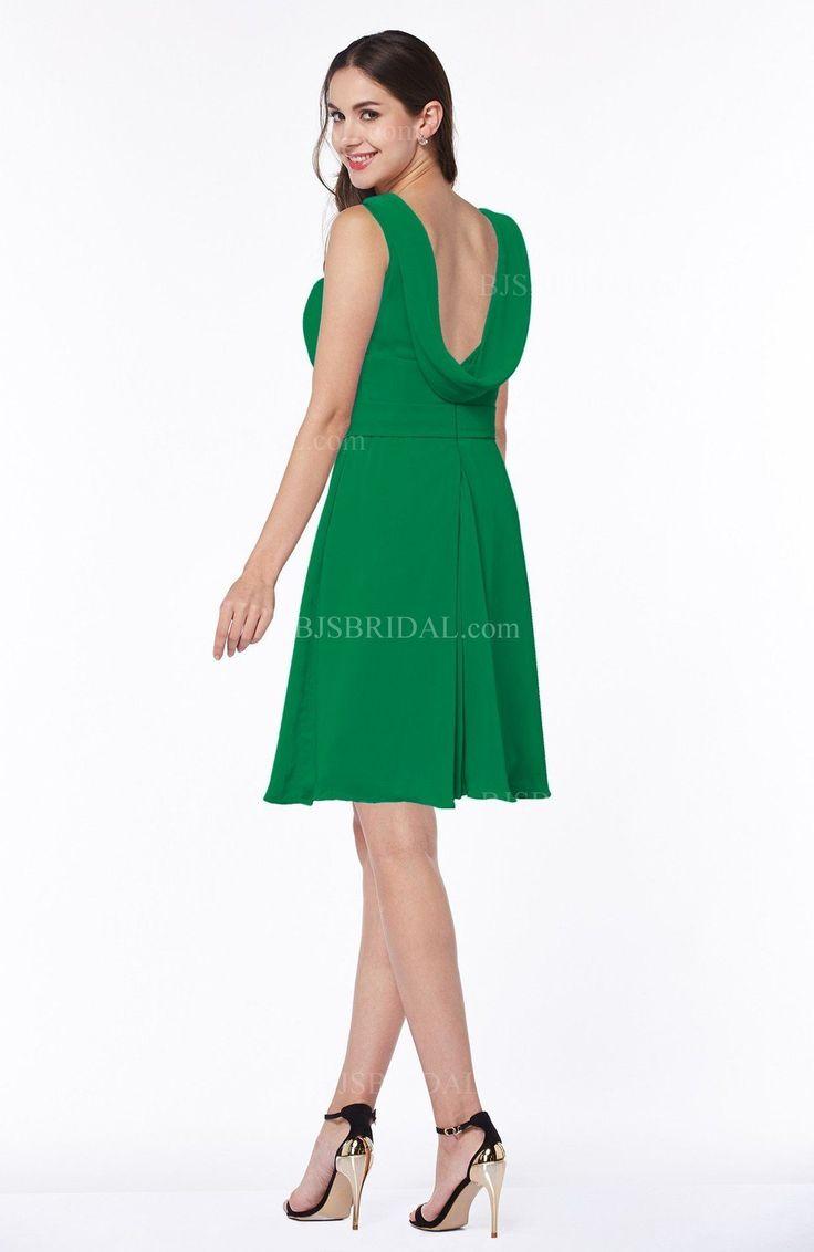 The 25 best green bridesmaid dresses ideas on pinterest sage green bridesmaid dress plain a line jewel half backless chiffon mini short plus size ombrellifo Choice Image