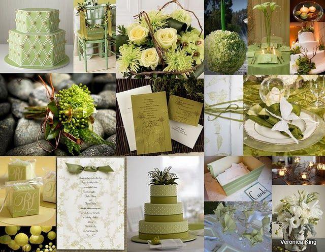 зеленый, желтый, зеленые оттенки, свадебное оформление, свадебный декор, оформление свадебного стола; green, yellow, green shades, wedding decoration;