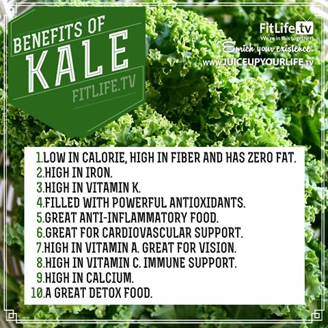 Beneficios del Kale. | Kale, un superalimento | Pinterest ...