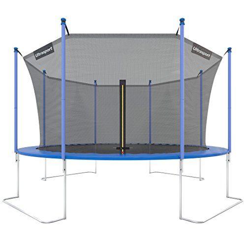 trampolino elastico da giardino