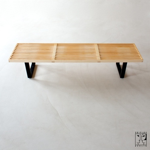 Bench by George Nelson