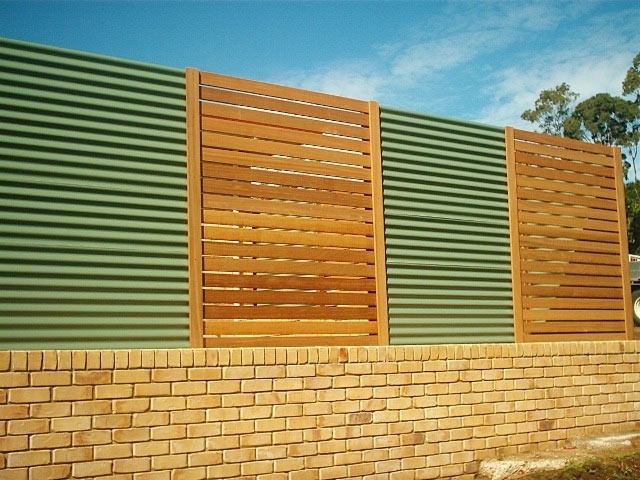 22 Best Images About Feature Fences On Pinterest Block